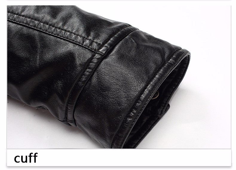 mens leather jackets and coats