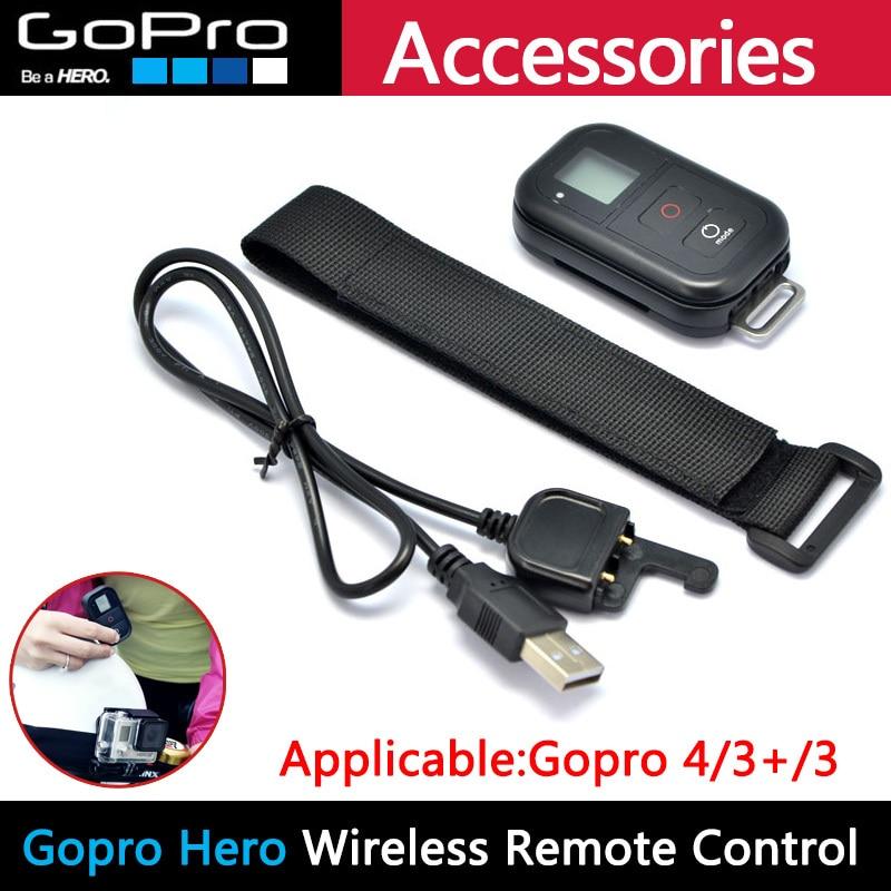 New GoPro Accessories Go Pro Hero 1 2 3 Hero3 4 Wifi Remote Wireless Remote Control