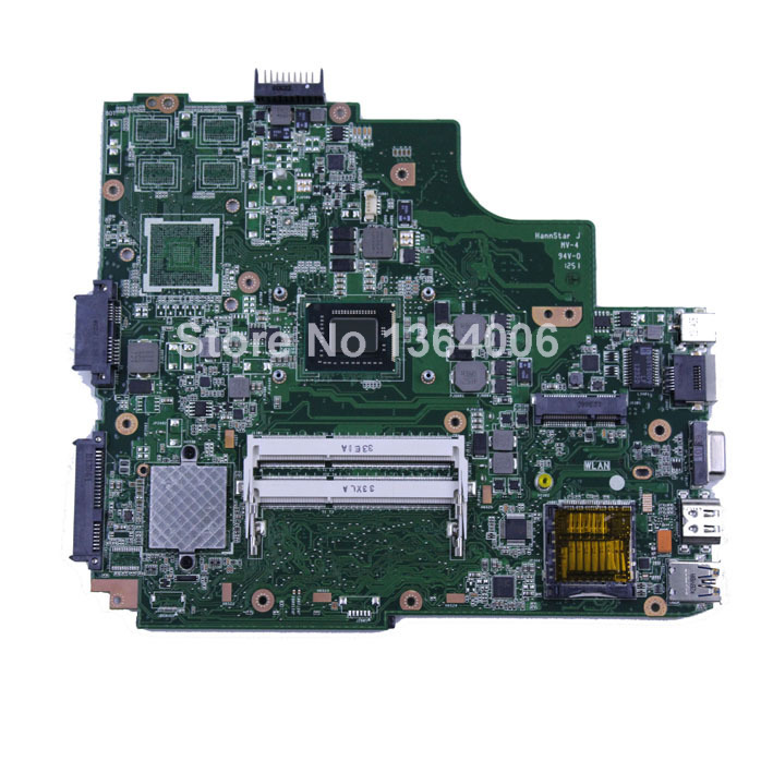 LAPTOP K43E MOTHERBOARD for ASUS Well tested