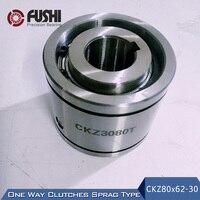 CKZ3080T One Way Clutches Sprag Bearing 80x62x30 Mm 1 PC Wedge Overrunning Clutch CKZ 3080T