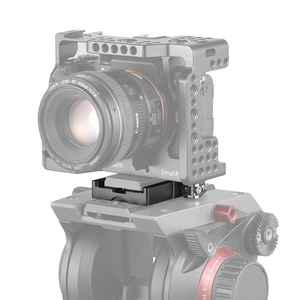 Image 5 - Smallrig Camera Monopod Hoofd Quick Release Plaat (Arca Type Compatibel) qr Plaat Voor Arca Swiss Plaat Statief Accessoires 2143