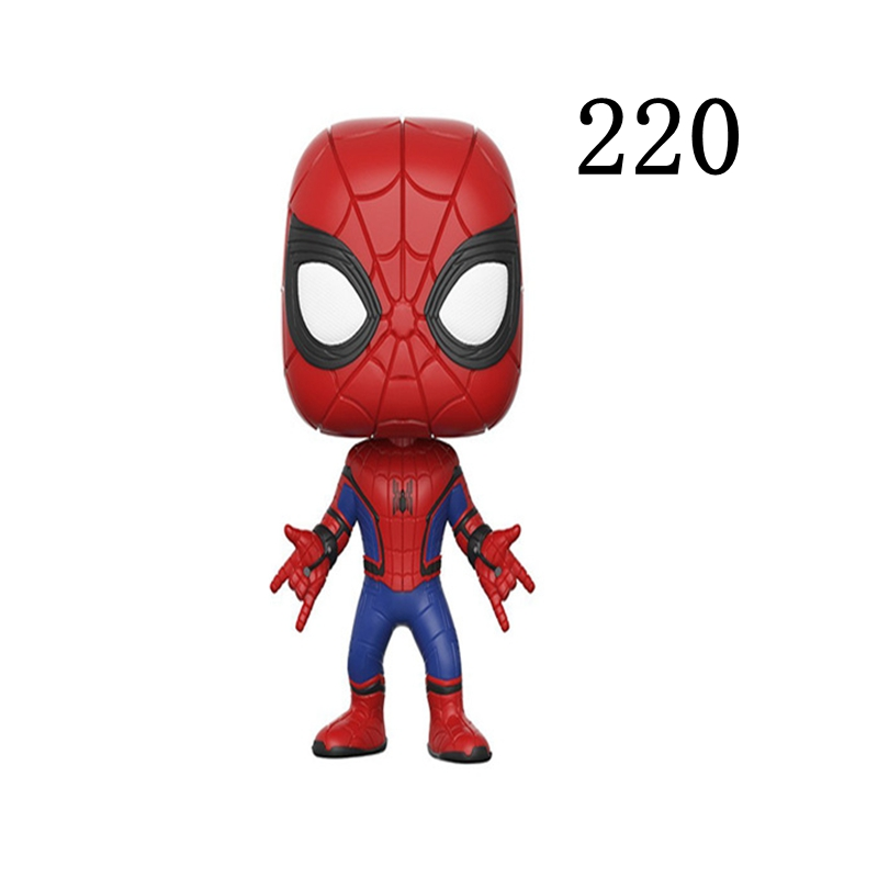 Spider-Man: Homecoming Peter Park VUlture Spiderman Figure Toy For kids Christmas Gifts