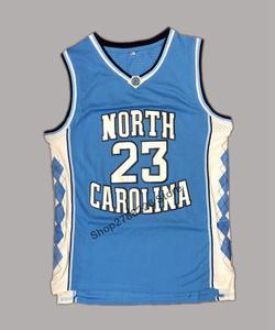 a958fefa1d9 Michael Jordan  23 University of North Carolina Basketball Jersey