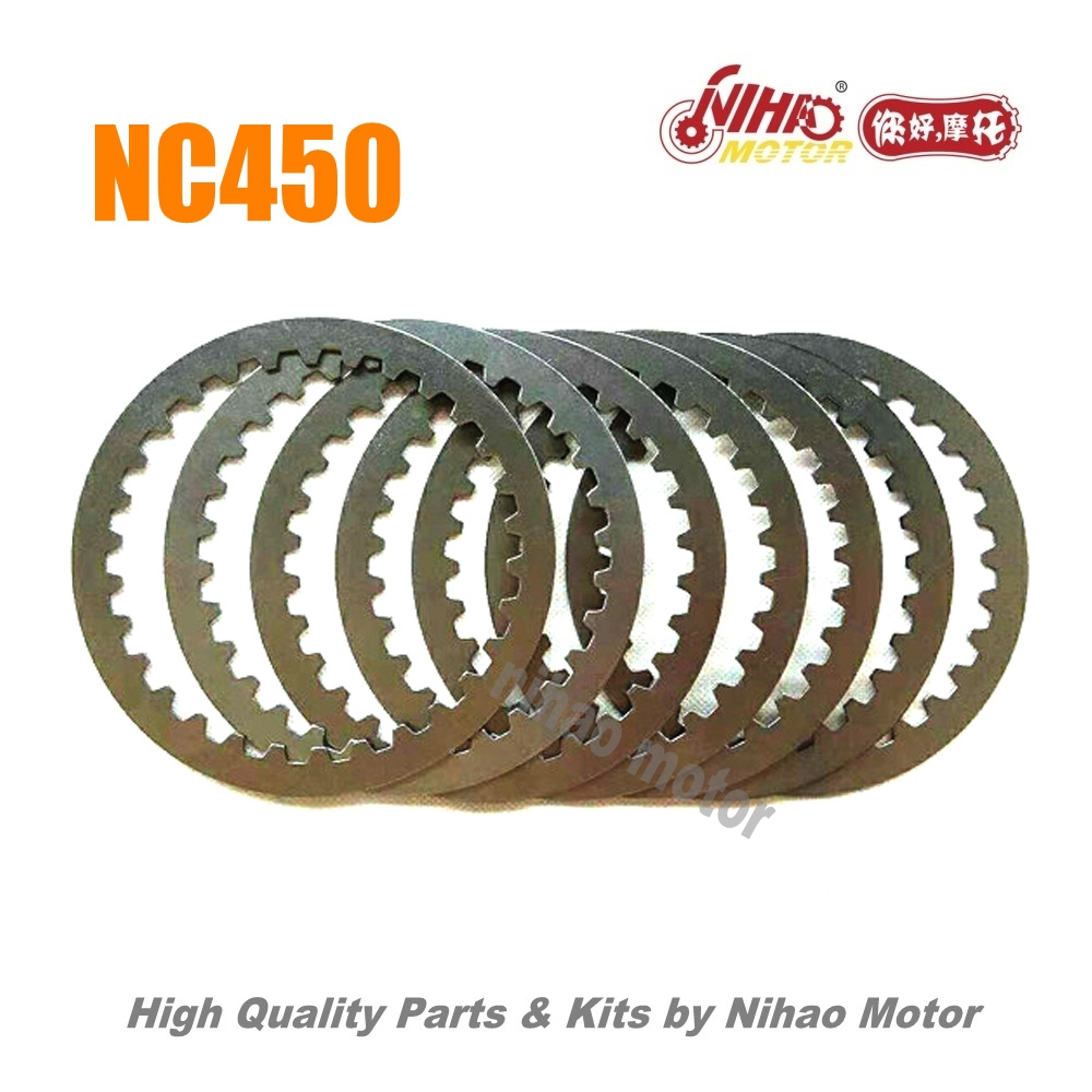 US $20 05 |88 NC450 Parts Clutch friction disc plate (7pcs) ZONGSHEN Engine  NC RX4 ZS194MQ (Nihao Motor) KAYO Motoland BSE VENTO Asiawing-in Engines