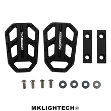 MKLIGHTECH Motorcycle Accessories FOR BMW R1200GS/LC 2013-2017 CNC Aluminum Alloy Widened Pedals