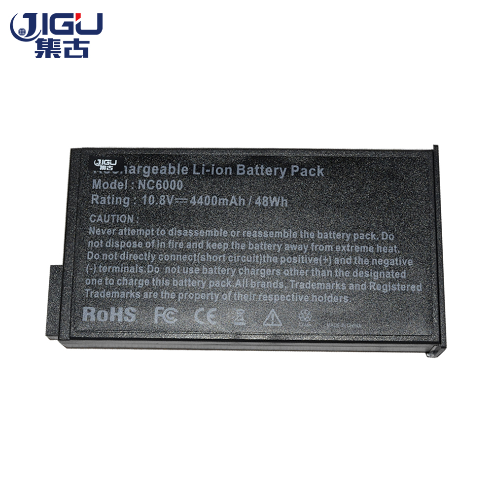 JIGU Laptop Battery For HP Presario 1701S 17XL17XL2 2800 900 Business Notebook NC6000 NX5000 Mobile Workstation NW8000 image