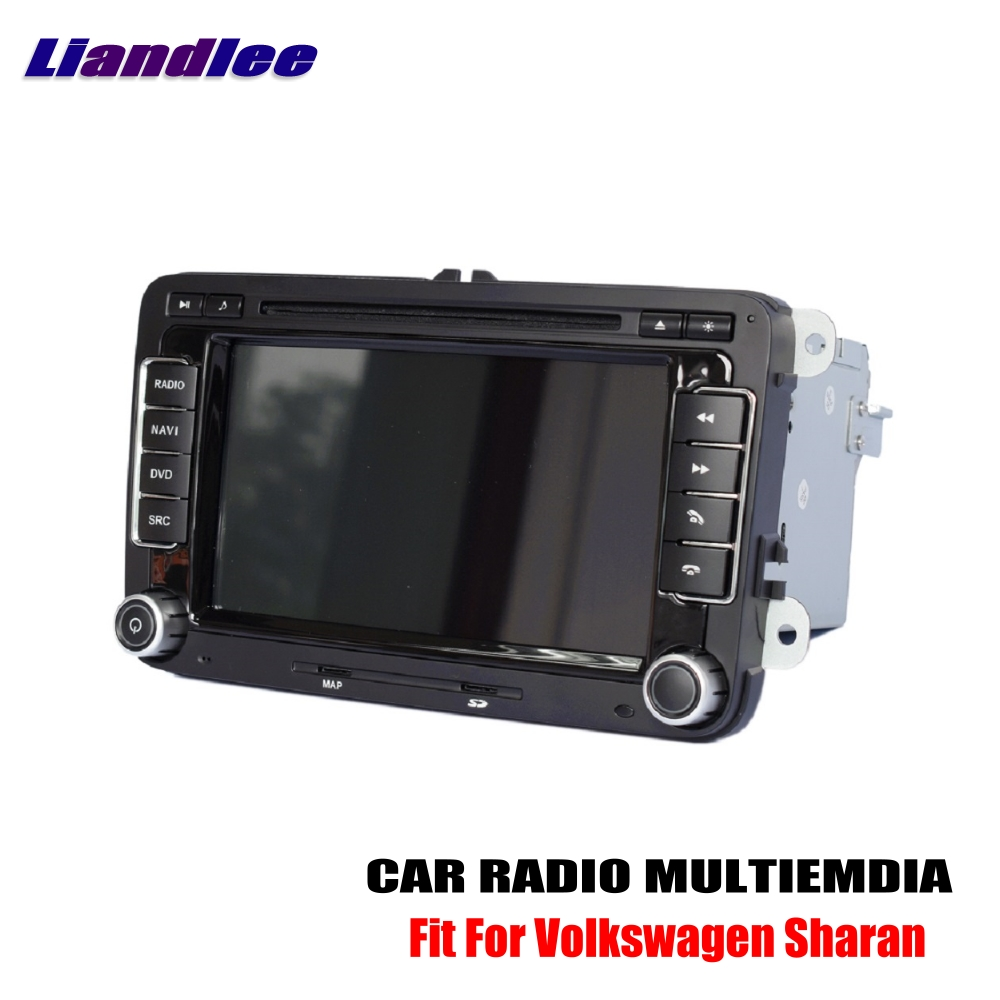 Liandlee For Volkswagen VW Sharan 2010~2018 Android Car Radio CD DVD Player GPS Navi Navigation Maps Camera OBD TV Screen