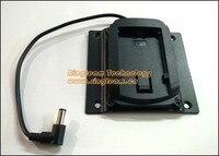 2Pcs Lot Replace Panasonic Batteries CGA CGR D54s D28s D16s Mount Adapter Charge Cradle Plate Holder