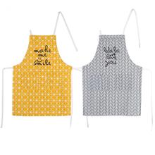 Chefs Kitche Cotton Apron Catering Cooking BBQ Chef Kitchen Dining Room Barbecue Restaurant Pocket