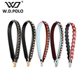 W.D.POLO Strapper you rivet handbags belts women bags strap women bag accessory bags parts Cow leather heart bag belts M2728