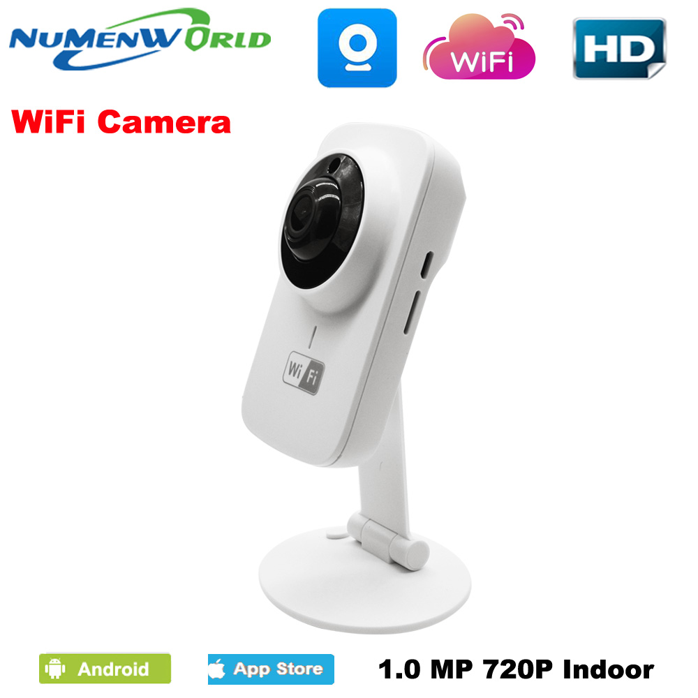 HD Mini Wifi IP Camera Wireless 720P TF SD Card P2P Baby Monitor Network CCTV Security Camera Home Protection Mobile Remote Cam цена 2017