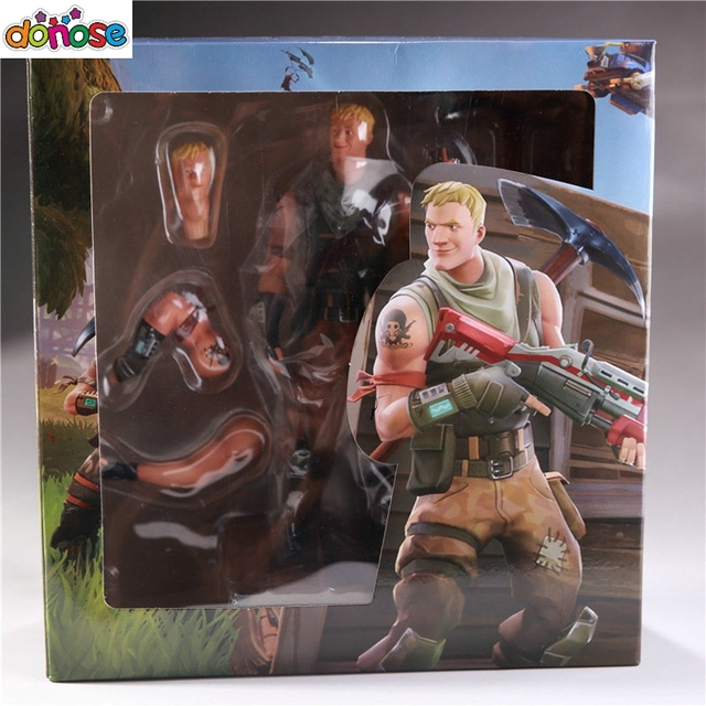 Fortnite Battle Royale joint Changed PVC Action Figure Collection Model Kids Toy Doll 5