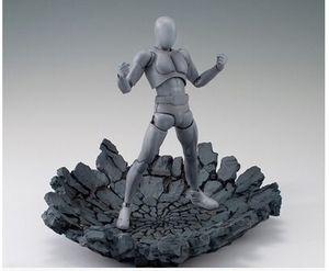Image 1 - Special Effect Impact burst rock shock crack for Kamen Rider 1/12 1/10 figure toy model Accessories