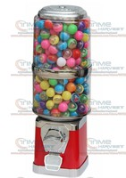 Good Quality Coin Operated Desktop Machine Tabletop Candy Vendor Big Capsule Upright Vending Machine Penny in the slot Vendor