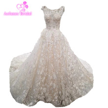 AOLANES Ball Gown Wedding Dresses Bridal Gowns