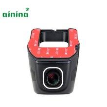 Car dvr camera Ainina Universal type WiFi hidden car dashcam dashboard