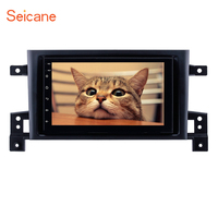 Seicane 7 Inch Android 7.1/ 8.1 Car GPS Navigation Radio Multimedia player For 2005 2015 SUZUKI GRAND VITARA With 1GB RAM