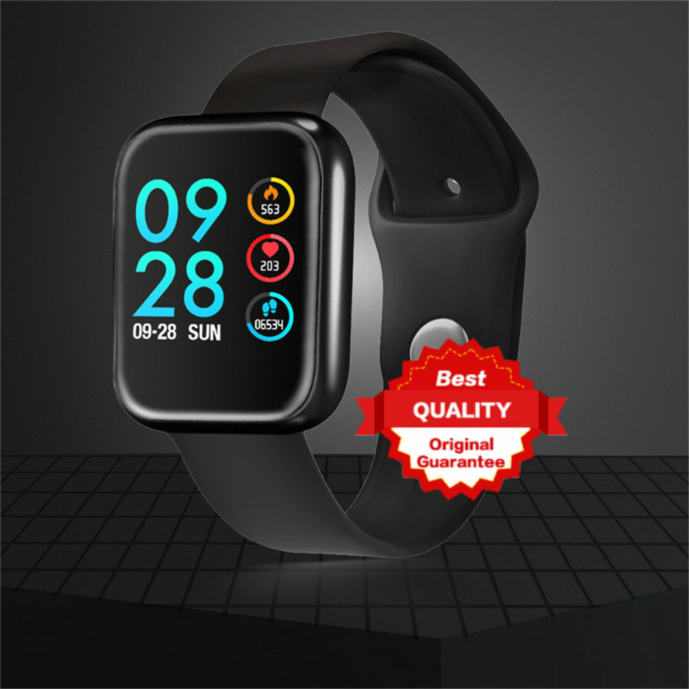 New B57 Smart Watch Bracelet IP67 Waterproof Heart Rate Monitor Blood Pressure Fitness Tracker Women Men Sport Wearable Watch(China)