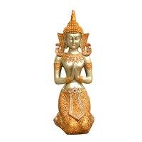 Southeast Asian stylu Tajski Budda Dekoracji wyposażenia wnętrz rzemiosło salon kosmetyczny meble prezenty ślubne