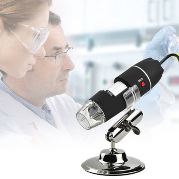 1600X Microscopio HD electrónica Digital estéreo USB Microscopio Mikroskop para electrónica Trinocular mega pelo Cuerpo Femenino
