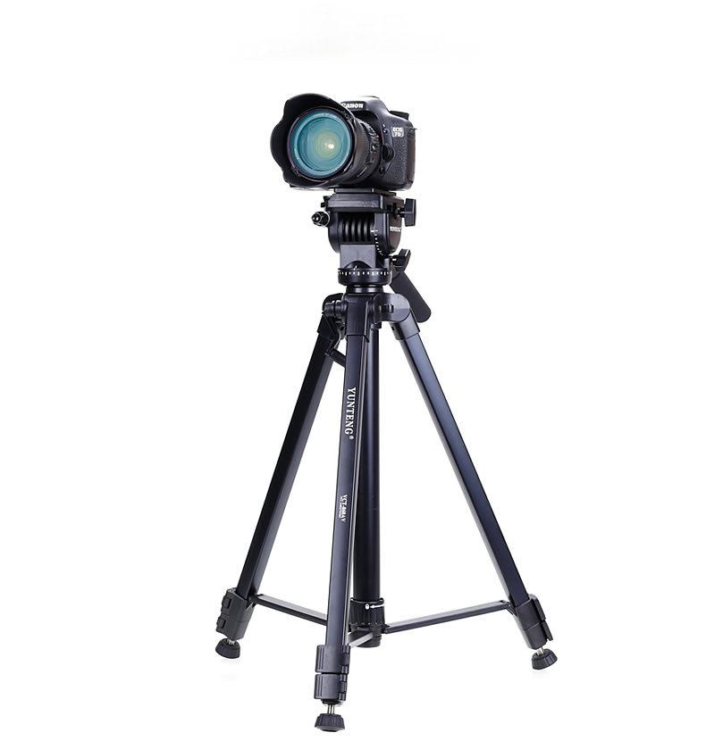 NEW YUNTENG 860 Professional Camera Tripod Flexible Tripod