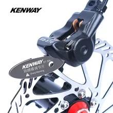Brake-Pads Bicycle-Disc Adjusting-Tool Cycling-Repair-Tools Mountain-Bike KENWAY Stainless-Steel