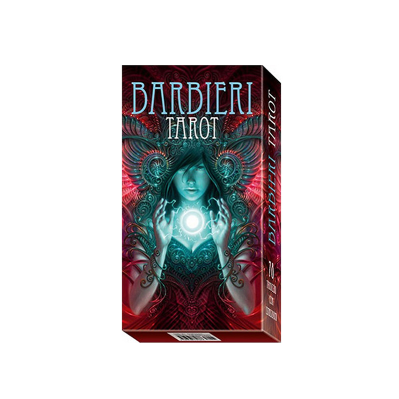 2019 New tarot board game Tarot of Barbieri Origional English Version Best Gift For Friends