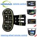 Controle de Volante Universal controle remoto sem fio Chave do carro Aplicável a qualquer marca de navegação do carro DVD controle de direção