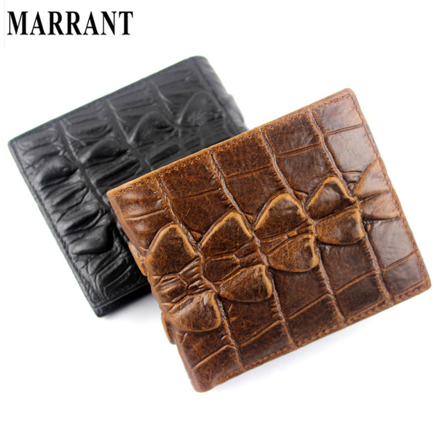 MARRANT men's wallet genuine leather fashion short wallet for man cowhide leather purse male card holder and purses free shiping