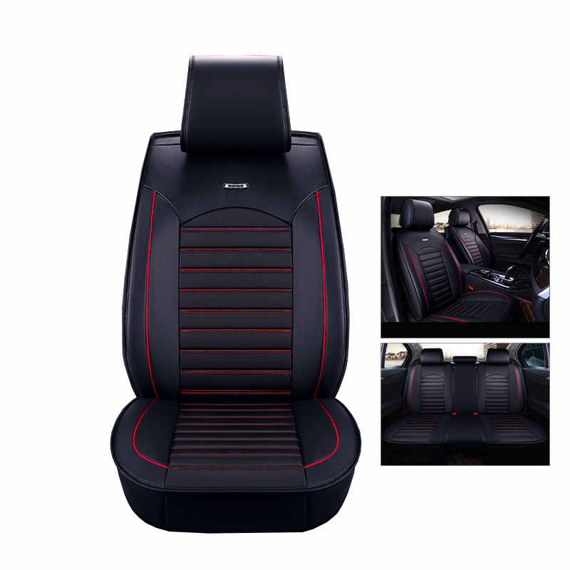 Special Leather car seat covers For Skoda Octavia Fabia Superb Rapid Yeti Spaceback Joyste Jeti auto accessories car styling