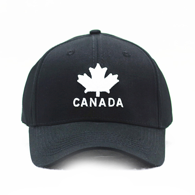 Canada Baseball Cap Flag Of Hat Snapback Adjustable Mens Caps Brand
