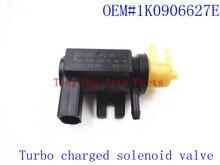 ДЛЯ VW OEM N75 Turbo Давления Наддува Электромагнитный Преобразователь Клапан Mk4 ALH 1.9L TDI '99-03 1K0906627E