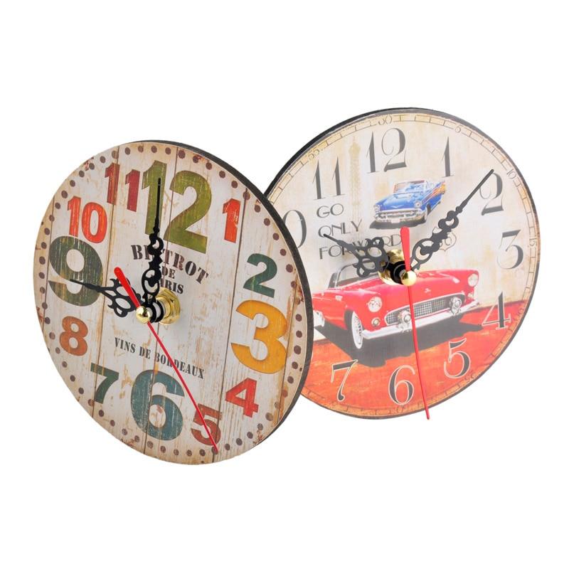 item decorative wall clock fashionable design silent living room wall