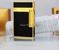 S T Memorial Dupont Lighter Bright Sound New In Box Serial Number C110
