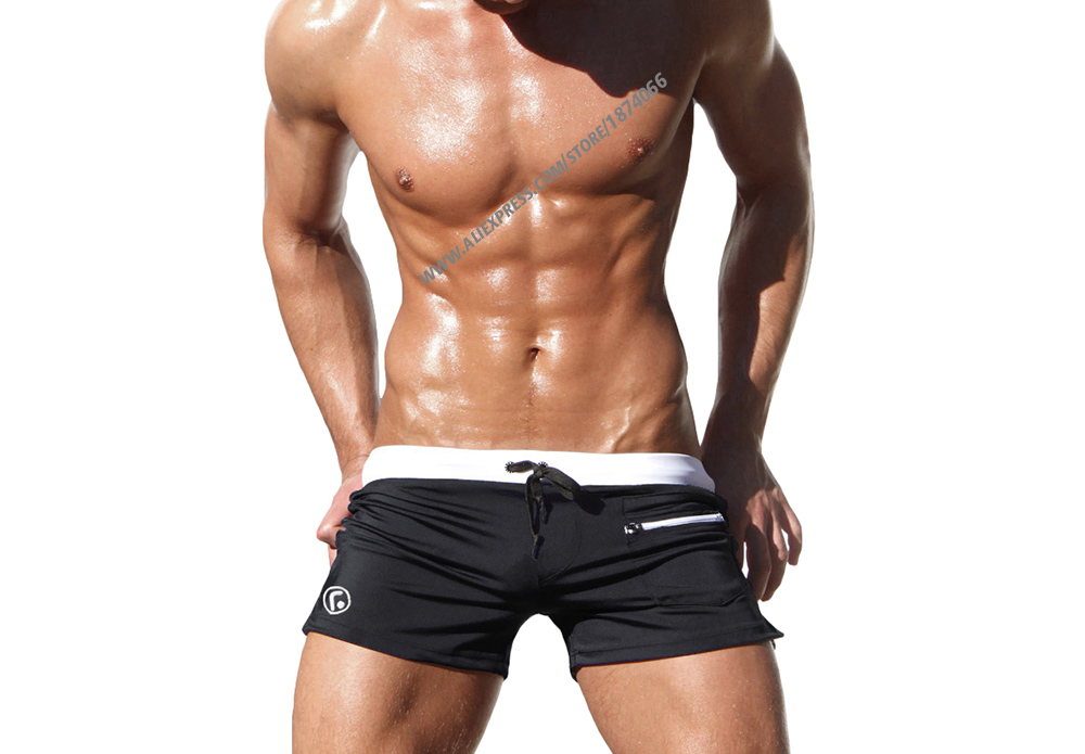Sexy New Fashion Men's Swimming Shorts (14)