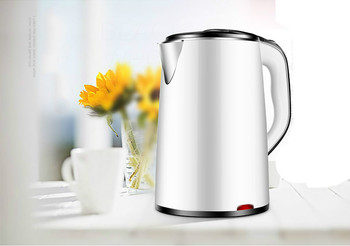 Electric kettle 304 stainless steel home automatic power Anti-dry Protection