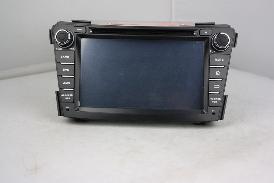 8 Core 64GB rom Android 9.0 Navirider Car radio touch screen <font><b>GPS</b></font> Navigation for <font><b>HYUNDAI</b></font> <font><b>I40</b></font> 2011-2014 bluetooth video Player image