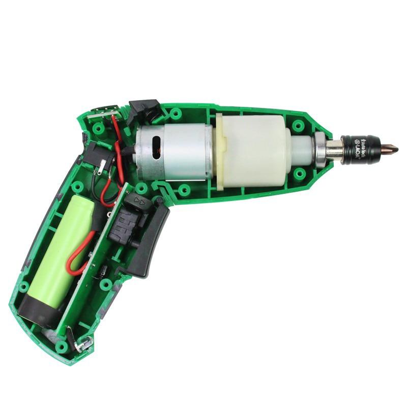 LAOA 3,6 V kaasaskantav elektrikruvikeeraja laaditav akuga - Elektrilised tööriistad - Foto 4