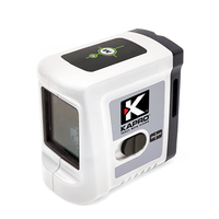 KAPRO Professional High Quality Self leveling 2 Lines Red/Green Light Laser Level Meter With Magnet Cross Beam Laser Instrument