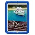 MingShore Case Для ipad mini 1/2/3 7.9 дюймовый Планшет, прочный Anti-slip Детские FDA Силиконовый Чехол Case Для Ipad Mini 1/2/3 Tablet