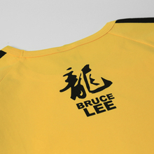 Yellow Bruce Lee T-shirt Game Of Death