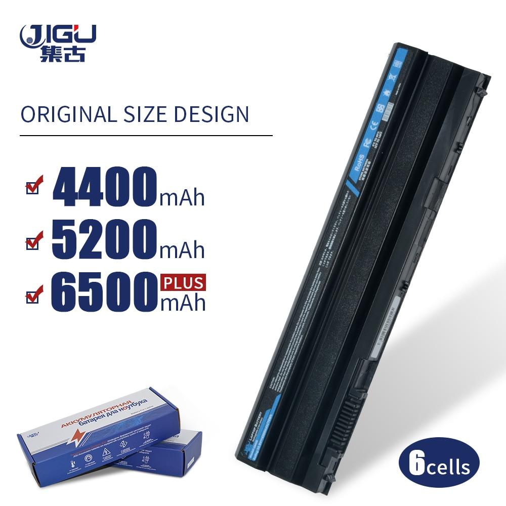 JIGU Laptop Battery For Dell 8858X 8P3YX 911MD Vostro 3460 3560 Latitude E6120 E6420 E6520For Inspiron 7420 7520 7720 6Cells