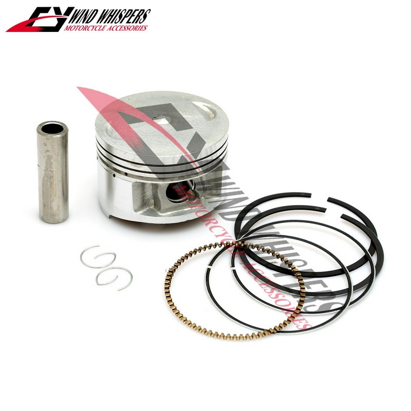 Genteel Std Motorcycle High Quality Piston With Rings Diameter 70mm The Piston Pin 16mm For Yamaha Xt225 Xt 225 In Short Supply Engines & Engine Parts