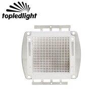 Epileds 500 Вт темно красный 665nm 660nm Светодиодная лампа 48 52 В 8050ma 5000 6500lm светодиодные лампочки для завод расти Spotlight Освещение