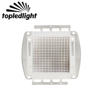 Epileds 500W Deep Red 665NM 660NM Led Lamp 48 52V 8050MA 5000 6500LM Led Bulb Light For Plant Grow Spotlight Lighting