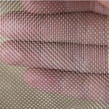Толстая стильная дешевая, прочная, металлическая проволочная сетка, 304 проволочная сетка из нержавеющей стали, противомоскитная, Солнцезащитная сетка