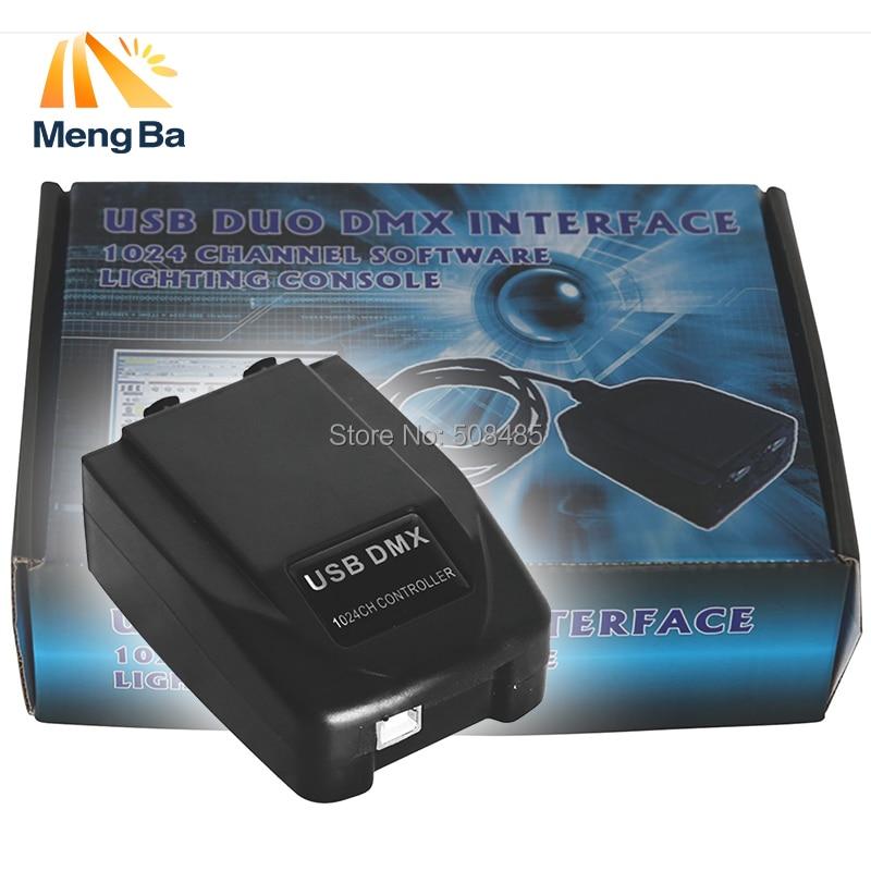 Jockey Martin Light USB 1024 DMX 512 DJ Contrôleur led stage de lumière contrôleur équipement Pour Disco