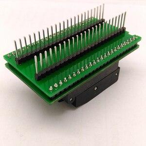 Image 4 - QFP48 TQFP48 LQFP48 to DIP48 MCU Programmer Pitch 0.5mm IC Body Size 7x7mm IC51 0484 806 Test Socket Adapter