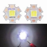 Cree XHP70 XHP 70 White 6000 6500K 32w Led Emitter Lamp Light 6V Or 12V On