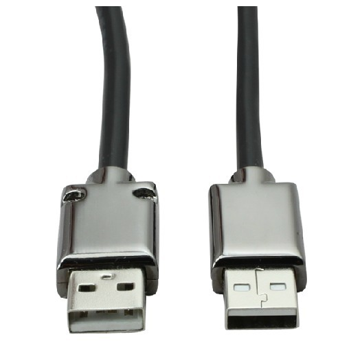 5M USB2.0 Male to Male Cable USB cable HDD cable PC data cable 1 5m kvm m m data cable